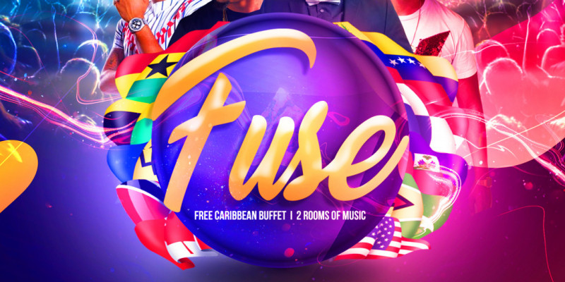 Fuse The Annual Labor Day Extravaganza at Jimmy's